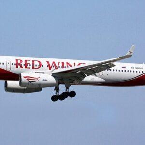 Отзывы и контакты авиакомпания Red Wings