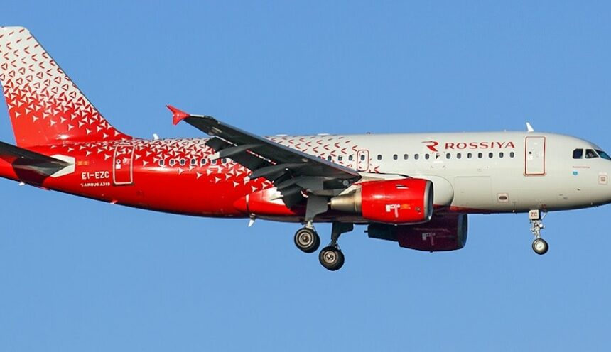 Rossiya-Airlines-A319