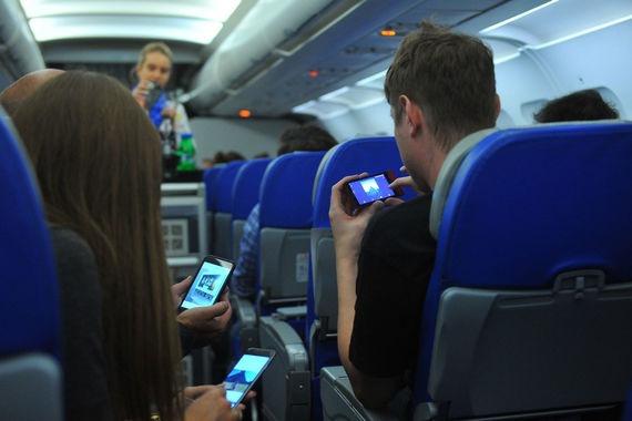 Новые самолеты «Аэрофлота» получат доступ в Интернет в 2020 году