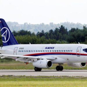 Одиннадцатый суперджет 100 передан авиакомпании Азимут