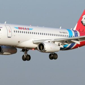 SSJ-100 авиакомпании «Ямал» совершил экстренную посадку в Тюмени