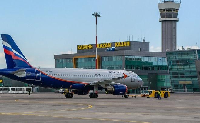 Первый трансатлантический рейс из Казани