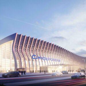 С начала весны поток пассажиров аэропорта «Симферополь» увеличился на 40 тысяч человек.