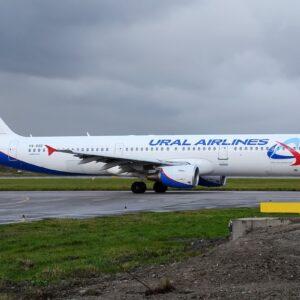 Первый лайнер A321neo передан компании «Уральские авиалинии»