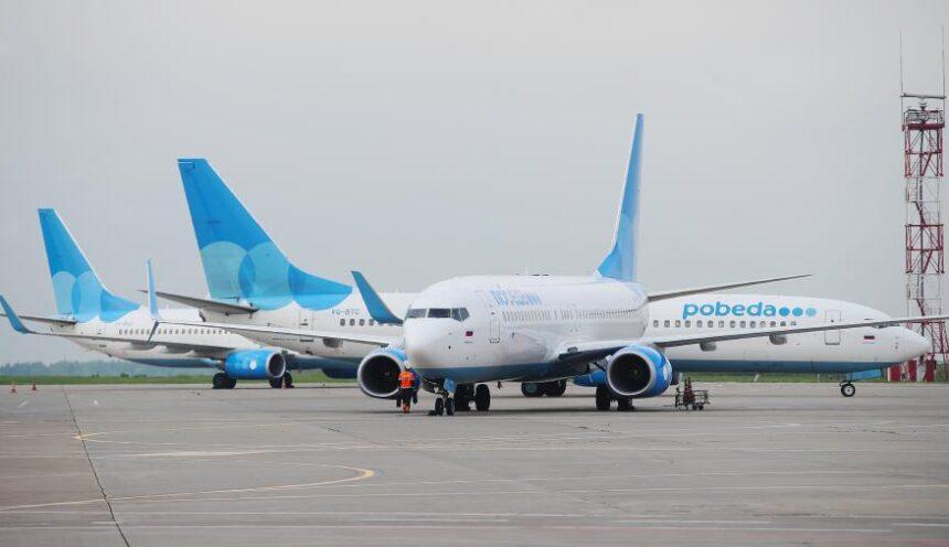 «Победа» авиакомпания приостанавливает выполнение полетов до 31 мая 2020 года