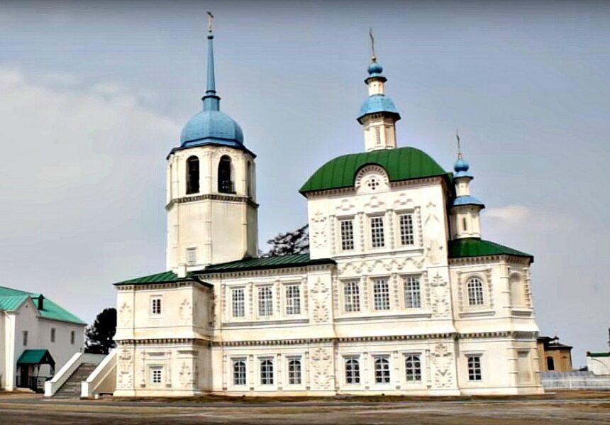 Посольский Спасо-Преображенский мужской монастырь