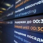 Сегодня в субботу в Пулково отменили свыше 30 рейсов